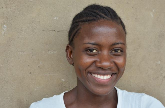 Ester, Sironko, Uganda